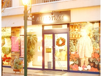ヘアーヴィヴァーチェ(HAIR-VIVACE)