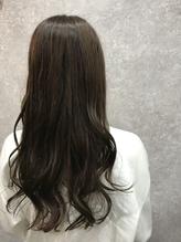 [セブンヘア]  イルミナカラー巻き髪スマイル.13