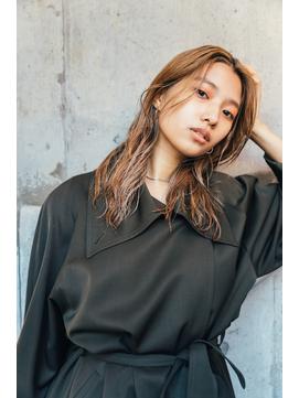 【stylist高橋】ラフwaveスタイル