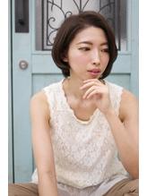 【イルミナカラー】大人女子ボブ☆☆ 社会人.53