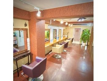 ヘアーデザイン ビバース(hair design vivarth)(埼玉県新座市)