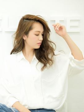 オフィスヘア―透明感カラー♪【OAK 博多店】