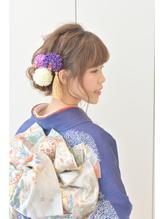 成人式ヘア☆下目シニヨン【AUTRE綱島店】.2