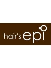 ヘアーズ エピ(hair's epi)