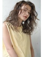plumyイルミナカラーxデジタルパーマxヘルシーレイヤーx黒髪.36