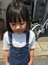 brush 森田祐輔 キッズライン きりっぱなしボブ 小学生.21
