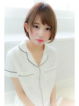 【LLAND】小顔バランスショートグラデーションボブ 男ウケ.3