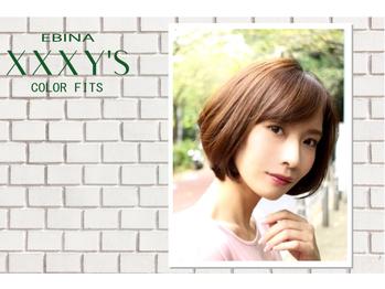 サイズ カラー フィッツ ビナウォーク店(XXXY'S COLOR FITS)(神奈川県海老名市/美容室)