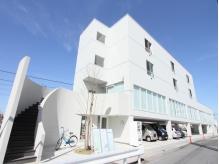 【五井駅徒歩3分】青空に映える白い外観が目印です★