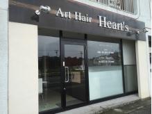 アートヘアハーツ(Art Hair Heart's)