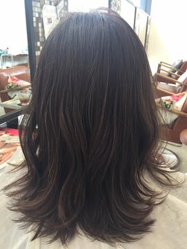 【ageha hair】大人可愛い ミディアムスタイル