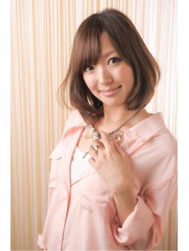 ☆ヌーディボブ☆【hair salon links.】03-5985-4850