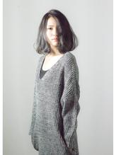 【aurouge noma 柳瀬香里】アンニュイ&クラシカルな黒髪ボブディ ワンレングス.15