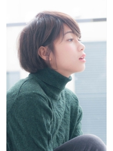 1☆DAMIA表参道/こなれ大人女子ショートボブ/パーソナルカラー 内巻き.22