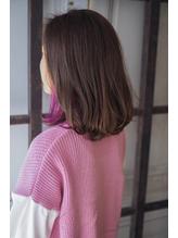 [RITA Hairs]サロンスタイルxワンカールボブxインナーカラー♪.36