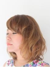 髪に優しい薬剤を使用!トリートメント質感デジタルパーマ★ハイダメージでも安心!かわいい外国人風ヘアに♪