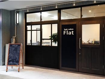 フラット(Flat)(東京都墨田区/美容室)
