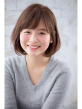 (joemi)切りっぱなしボブマッシュウルフオン眉ひし形 (花野) 清楚.25