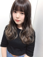 ☆透明感抜群イルミナカラー×スポンテニアスなグラデーション☆.21