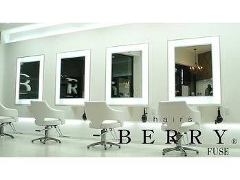 ヘアーズ ベリー 布施店(hairs BERRY)(大阪府東大阪市/美容室)