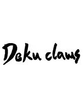 ヘアーメイク デククラウズ(HAIR MAKE Deku claws)