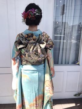 袴&振袖※卒業式&成人式スタイル36