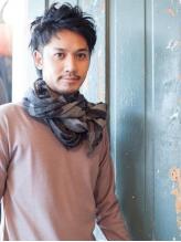 【清澄白河駅すぐ】学生~サラリーマンまで、頑張り過ぎず、遊び心のあるスタイルに♪初回◆カット¥3456!