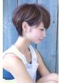 【+~ing  deux】丸みショート3Dカラーイルミナカラー【辻口俊】