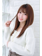 【ALBA千葉将大】フレンチグレージュストレート【三鷹】.9