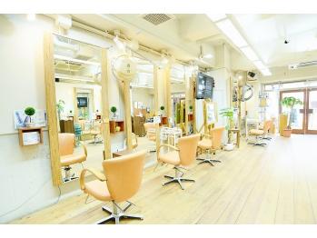 テゾーン フォー へアー ボニータ(TEZZON for hair BONITA)(東京都文京区/美容室)