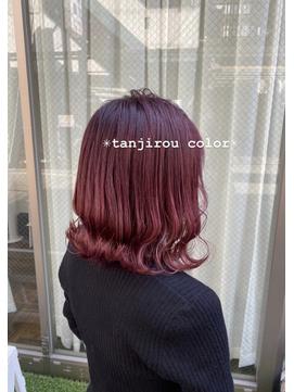 *tanjirou color*