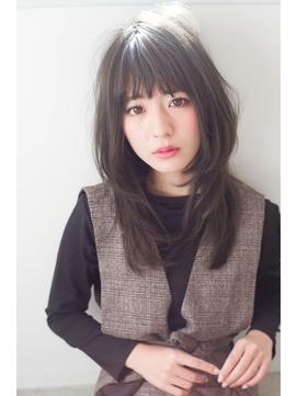 【ROMEO京橋】マッシュウルフ×エアリーストレート♪