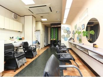 ヘアークラフト サン 玉出店(HAIR CRAFT SAN)(大阪府大阪市西成区/美容室)
