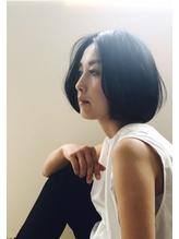 【STeLLa 京橋】大人の上品なクールボブ.9