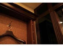 プライベートルームのような内装家具