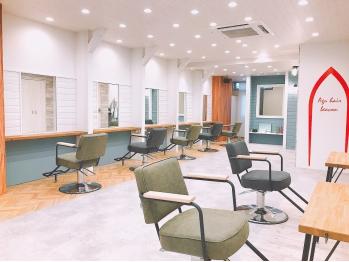 アグ ヘアー ビーコン 長野東和田店(Agu hair beacon)