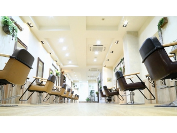 ラフィス ヘアーコロナ 河原町店(La fith hair corona)(京都府京都市中京区)