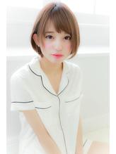 【LLAND】うぶバング小顔ショート 男ウケ.25