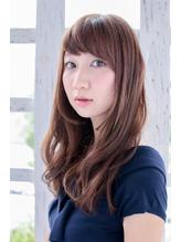 縮毛矯正+デジタルパーマ ロングスタイル 梅雨.37