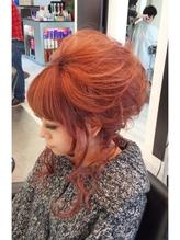 エアリー盛り髪 盛り髪.57