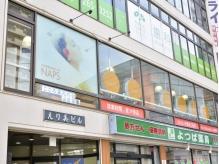 鶴瀬駅西口・ロータリー内☆アクセス抜群の好立地!