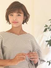 +animo吉川美南+ふんわりミニマムボブ♪f-2.41