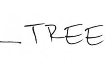 アンダートゥリー(_TREE)