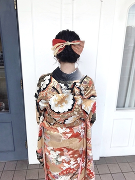 袴&振袖※卒業式&成人式スタイル40