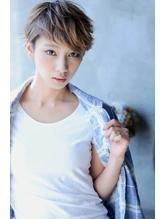 【green TAKUYA】very short×モードshort☆ VERY.30