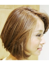 柔らか前下がりボブ☆【東林間 SUNDY-K】 シャギー.57