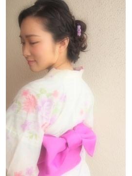 【Neolivekuta】町田 浴衣 着付けヘアセット