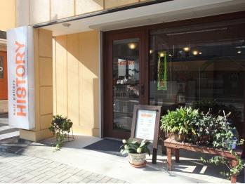 ヘアーギャラリーヒストリー(hair gallery HISTORY)(神奈川県横浜市旭区/美容室)