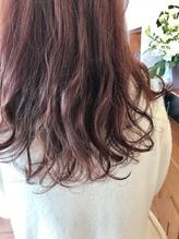ピンクベージュ*透け感カラー 春色.40