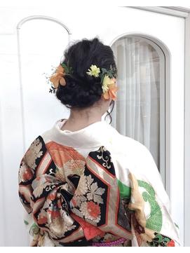 袴&振袖※卒業式&成人式スタイル41